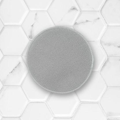 coton démaquillant lavable clarange gris face douce