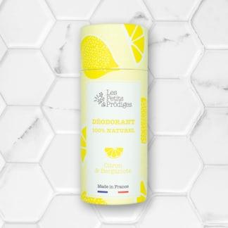 déodorant solide citron les petits prödiges