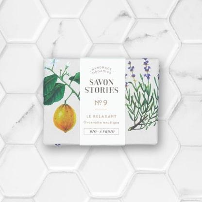 savon solide à l'orcanette savon stories