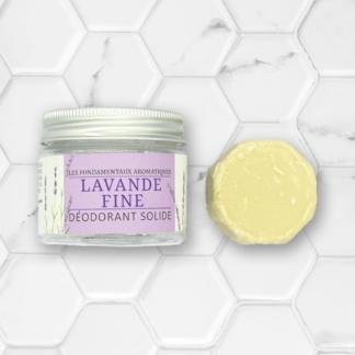 deodorant solide lavande la savonnerie du nouveau monde