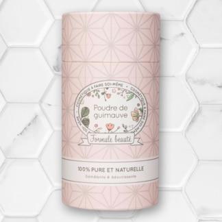 poudre de guimauve formule beauté