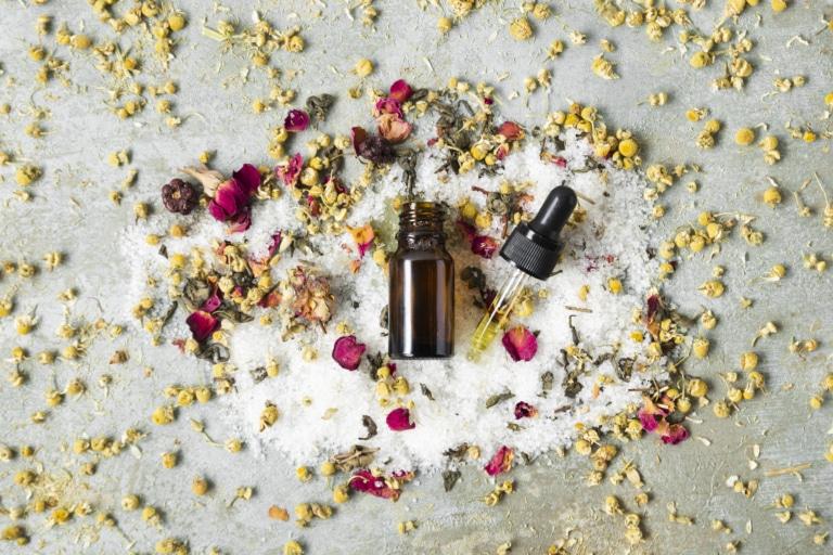 ingrédients cosmétiques naturels et bio