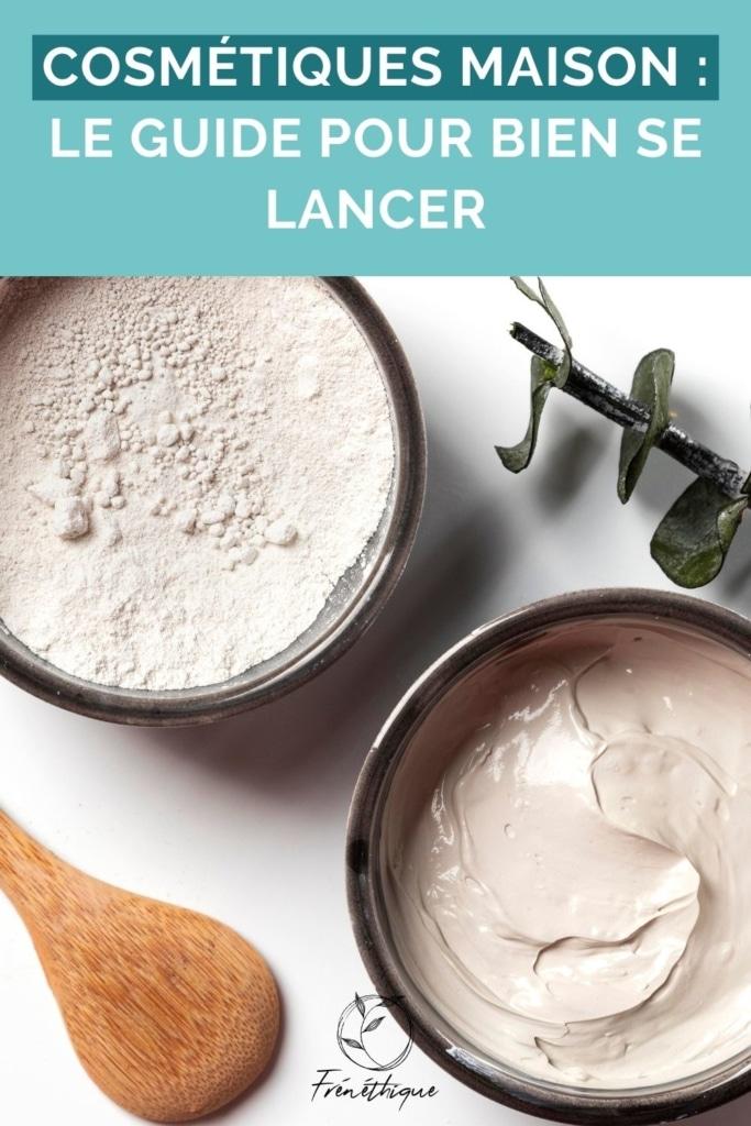 couverture guide pour faire ses cosmétiques maison