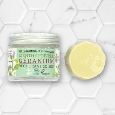 deodorant solide geranium